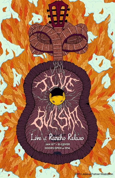Jive-Bullshit-Gig-Poster